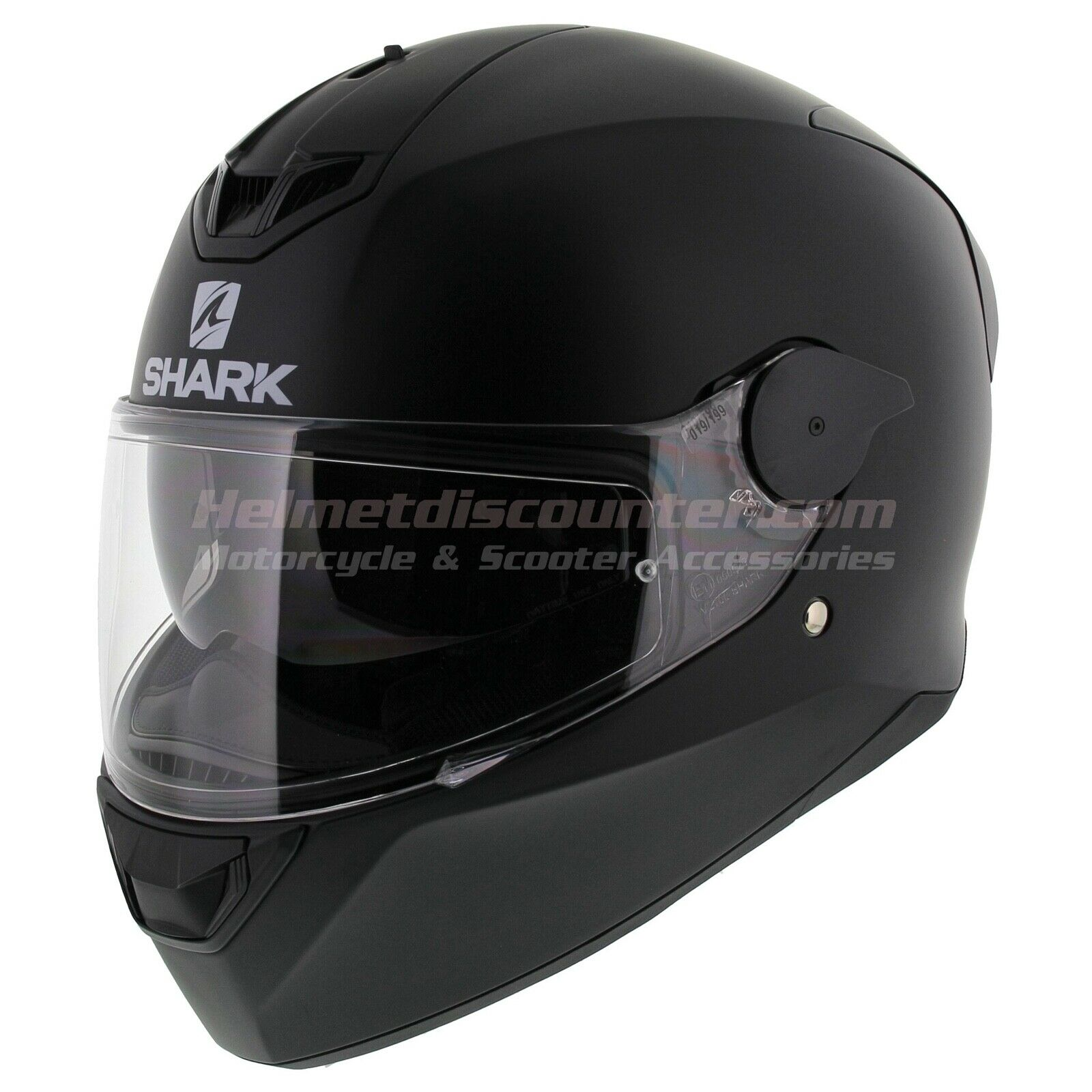 Motorcycle helmets Shark Skwal Blank Matt KMA Shark