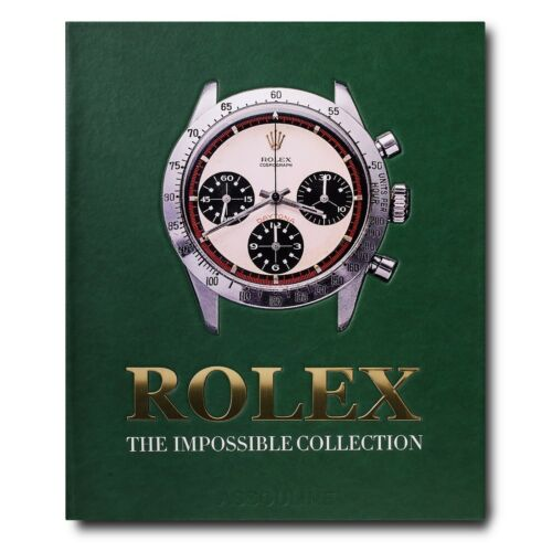 Rolex:The Impossible Collection Art Photography Assouline Book NIB MINT Sealed