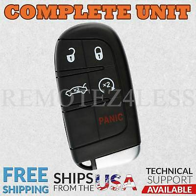 For 2015 2016 2017 Jeep Renegade Car Remote Keyless Entry Key Fob