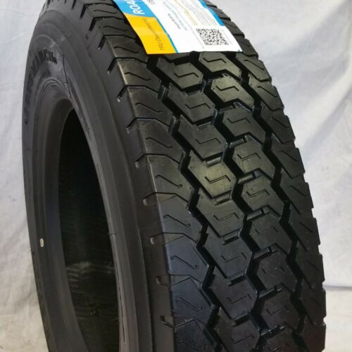 (2-tires) 255/70r22.5 Dt320 New Heavy Duty Tires 16 Ply 255 70 22.5