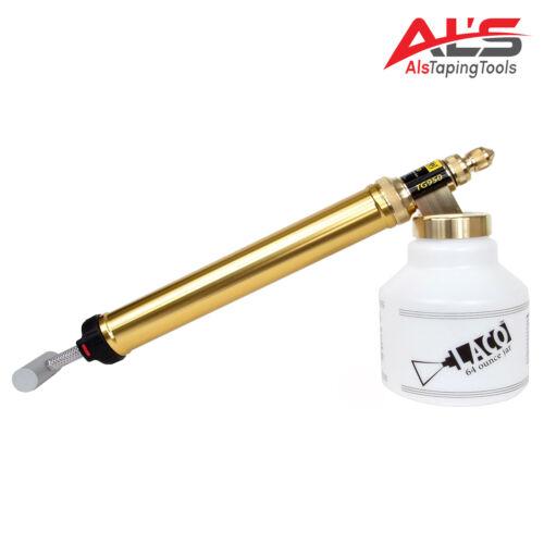 Laco TG950 Drywall Texture Gun/Hand Pump   *NEW*