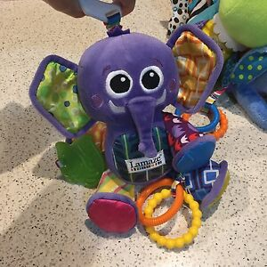 Lamaze toys, perfect condition, clip-clop, eeyore Point Cook Wyndham Area Preview