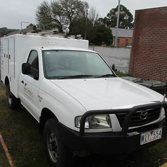 2005 Mazda B2500 Ute with telstra box Snake Valley Pyrenees Area Preview