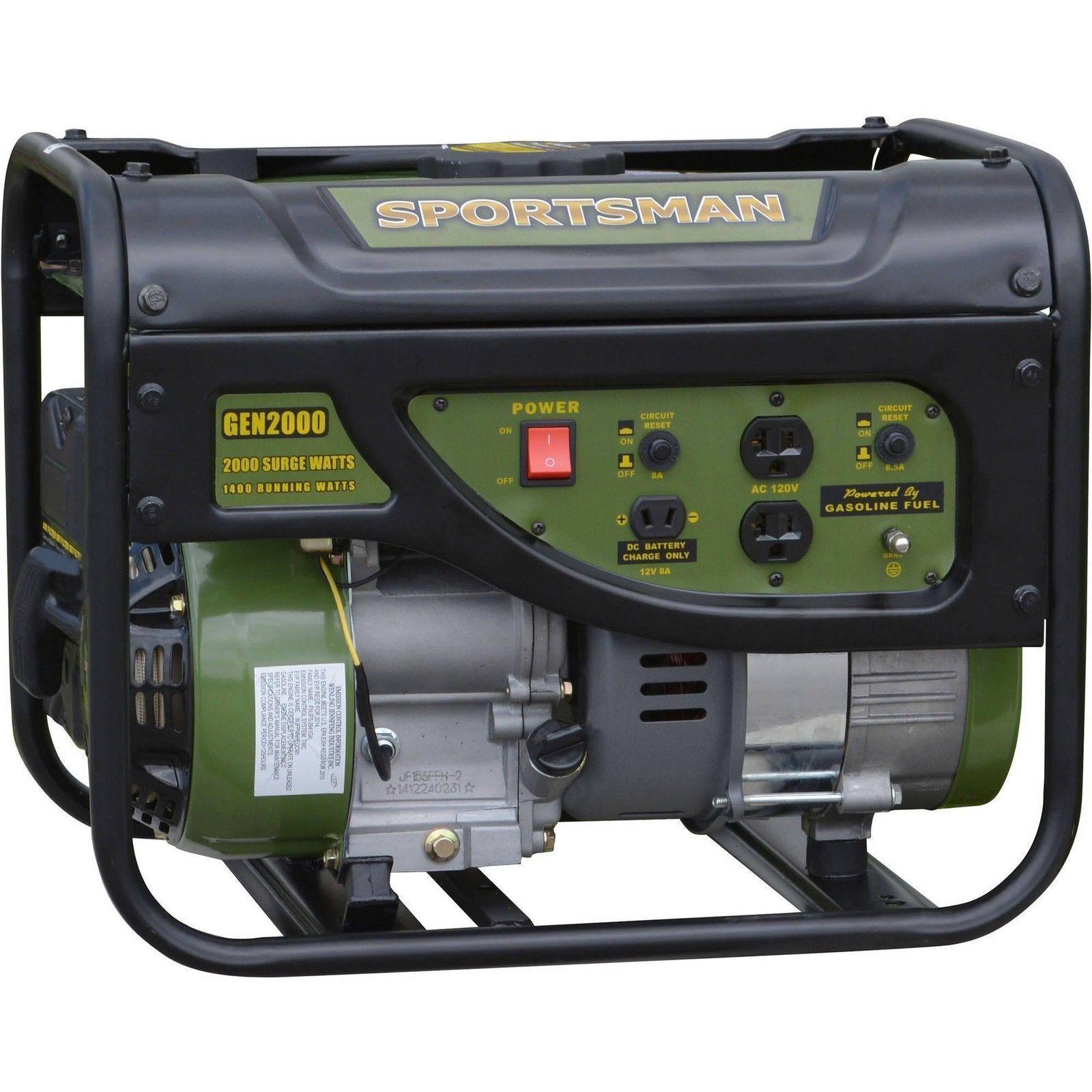 Sportsman GEN2000 Portable Gasoline Generator
