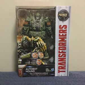 Transformers: The Last Knight Premier Edition Voyager Hound MISB Fairy Meadow Wollongong Area Preview