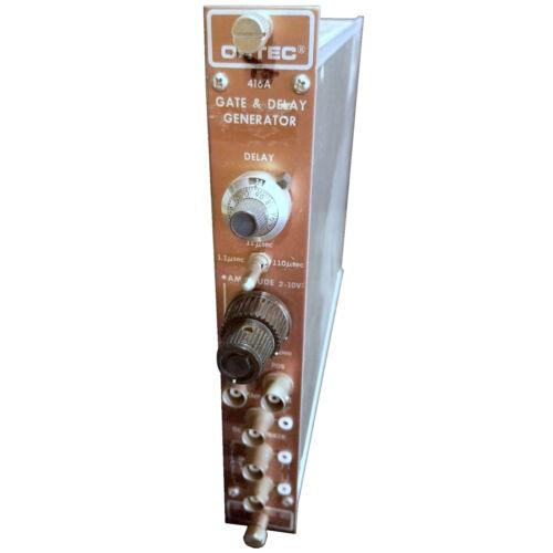 EG&G Ortec 416A Gate & Delay Generator Nim Bin Plug-In Module