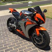 2010 CBR1000rr Penrith Penrith Area Preview