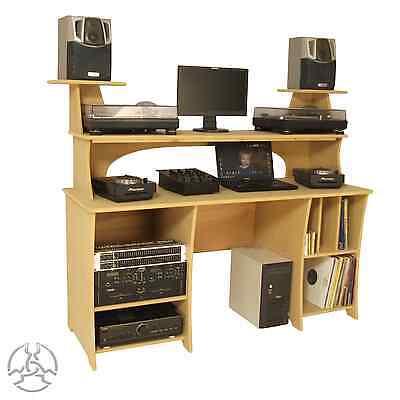 DJ Producer Desk Table Workstation PC's Laptop Mixer Decks - Sound Desks - PD1