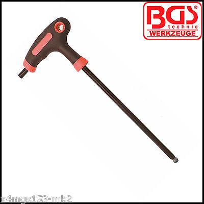 BGS - T Handle, Allen Key, Internal Hex 2 mm x 100 mm - Pro Range - 7882-2