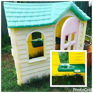 Little Tikes Cubby House Ettalong Beach Gosford Area Preview