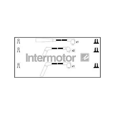 Genuine Intermotor Ignition Cable Kit - 73201