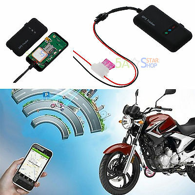 Realtime Gps Gprs Gsm Tracker Spy Tracking Device For Car Van Vehicle Motorcycle