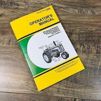 John Deere Original Equipment Guide #R82122 Farm & Ranch ...