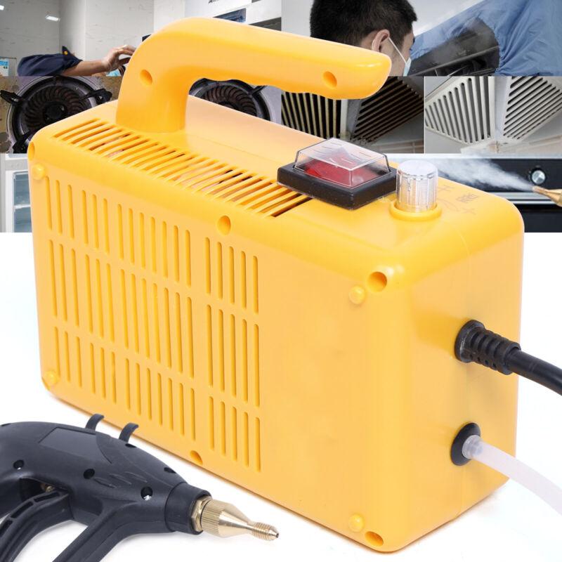 NEW Steam Cleaner High Pressure Handheld Steam Cleaner Cleaning Machine 1600W US