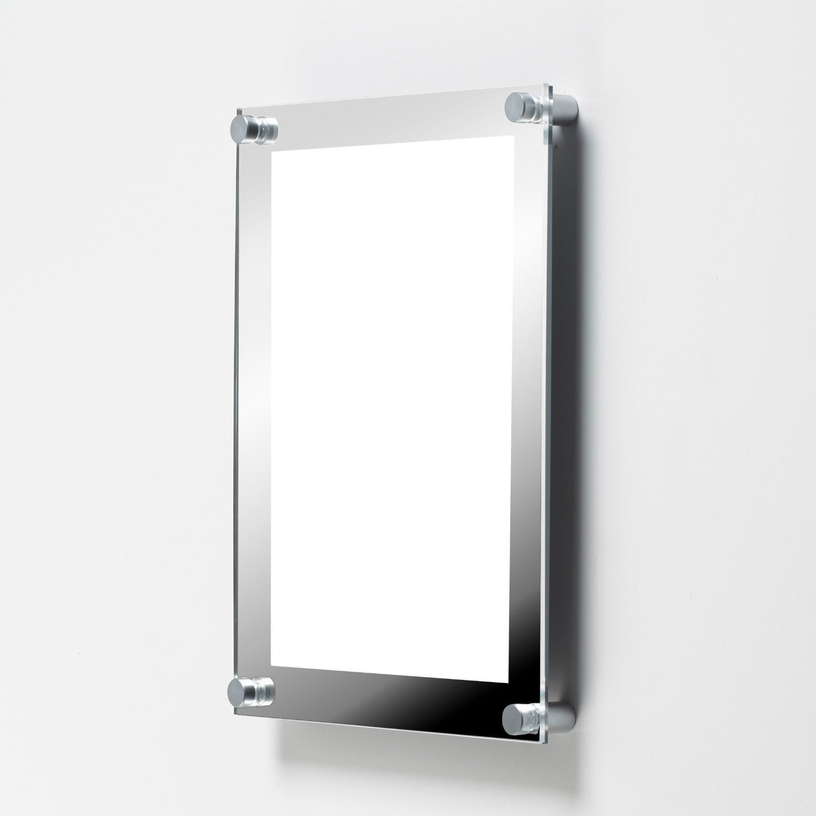 a3 a4 a5 acrylic photo frames perspex wall picture holder clear coloured ebay. Black Bedroom Furniture Sets. Home Design Ideas