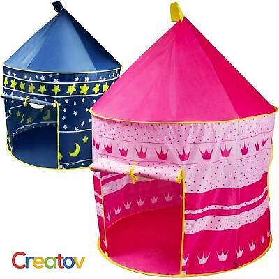 Princess Castle PlayTent Indoor/Outdoor Portable Kids Play Tent for Girls Pink - Castle For Girls