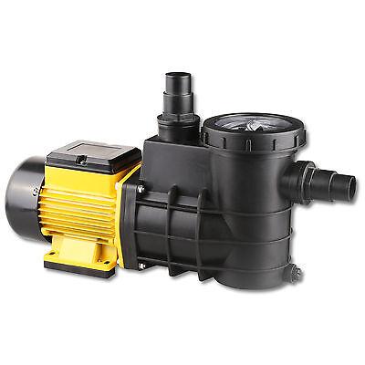TTSunSun Poolpumpe 13000l/h 550W Schwimmbadpumpe Filterpumpe Umwälzpumpe