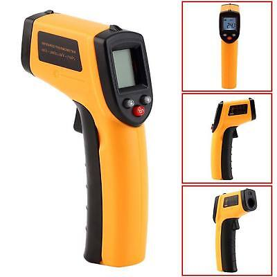 Non Contact Digital Laser Temperature Gun Infrared Temp Ir Cooking Thermometer