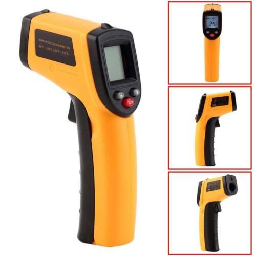Non Contact Digital Laser Temperature Gun Infrared Temp IR Cooking Thermometer