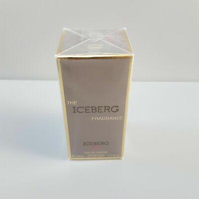 The Iceberg Fragrance Iceberg EDP 50ml Spray Boxed & Sealed ( Rare )
