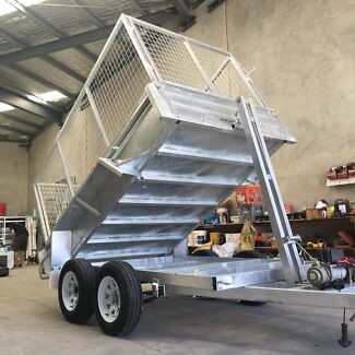 9x5 WINCH TIPPERS