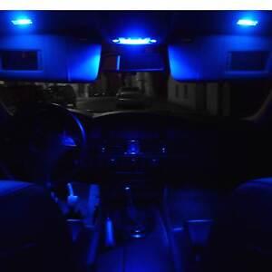 SMD LED Innenraumbeleuchtung VW Passat B5 3B 3BG blau Innenbeleuchtung blaue