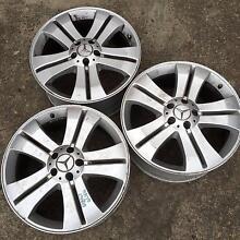 "Mercedes 19"" wheels Smithfield Parramatta Area Preview"