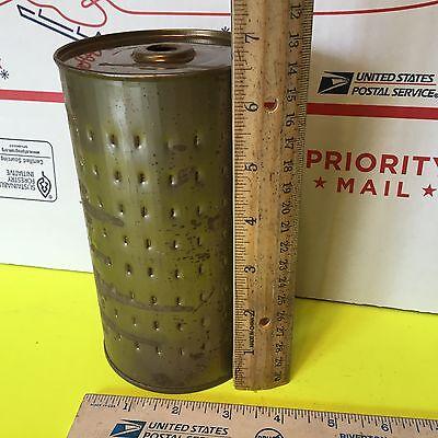 Oliver, IH, Continental,  Purolator filter, T8.    NOS.   Item:  3388