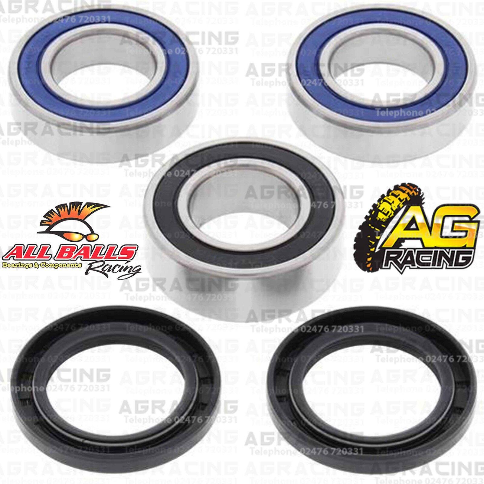 All Balls Rear Wheel Bearing /& Seals Kit For Sherco Enduro SE 300i FS 2012-2013