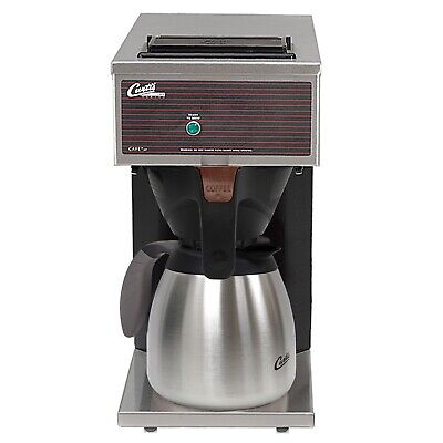 Wilbur Curtis Cafe0pp10a000 Commercial Pourover Coffee Brewer 64 Oz Low Profile