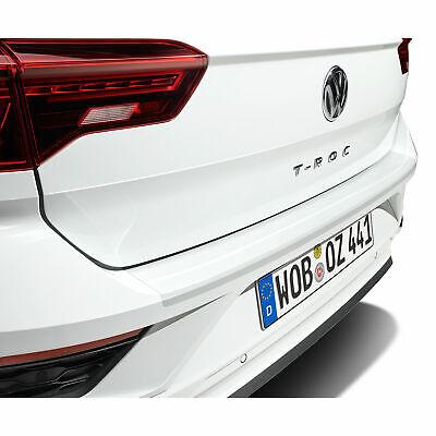 Ladekantenschutzfolie transparent VW T-Roc Cabrio Schutzfolie Ladekantenschutz