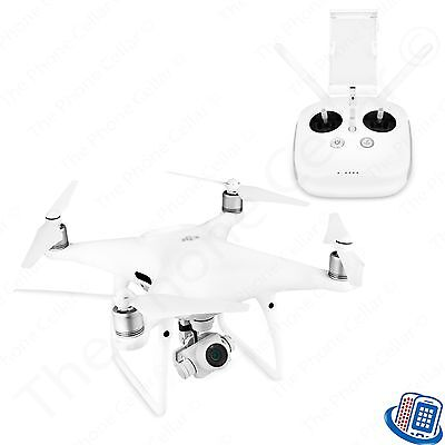 DJI Phantom 4 Pro Quadcopter Drone 4K Gimbal-Stabilized 20MP Camera