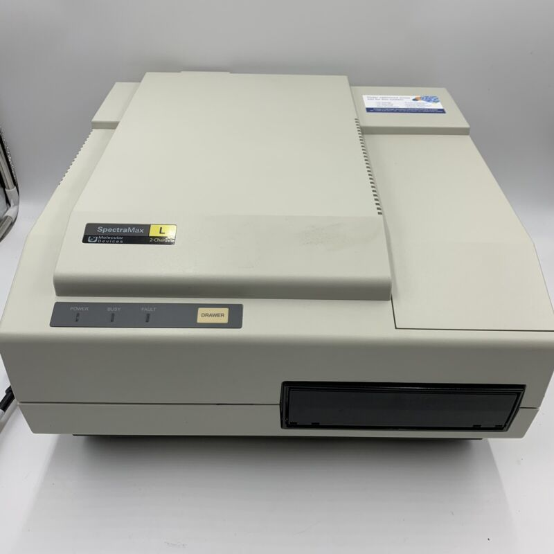 Molecular Devices SpectraMax L 2-Channel Luminesence Microplate Luminometer