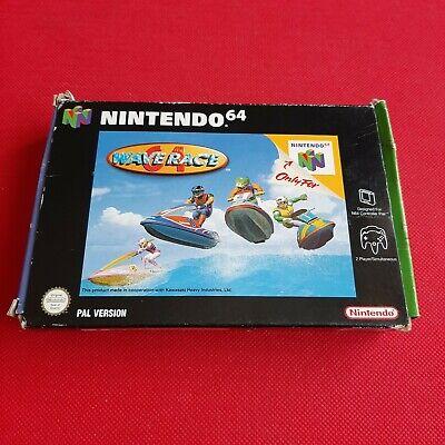 Nintendo N64 Wave Race 64 PAL Video Game