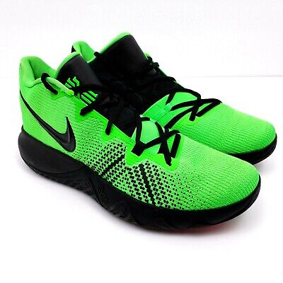 8188bf6fa69a Nike Kyrie Flytrap Mens Size 11.5 Rage Green Black AA7071-300 Basketball  Shoes