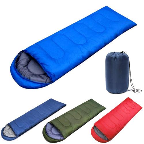 Waterproof Sleeping Bag Outdoor Survival Thermal Travel Hiki