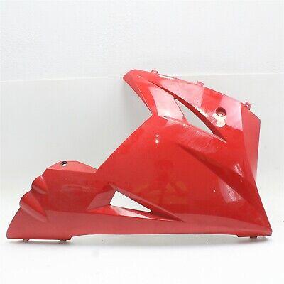 2003-2005 Triumph Daytona 600 650 Lower Right Side Fairing OEM Shroud Red