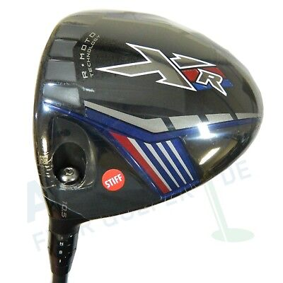 Callaway XR Driver 13.5° (12.5 - 15.5°) Senior Flex Project X LZ Linkshänder