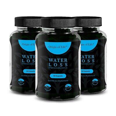 WATER LOSS - Entwässerungs-Kapseln Hochdosiert bei Wassereinlagerungen Diuretika