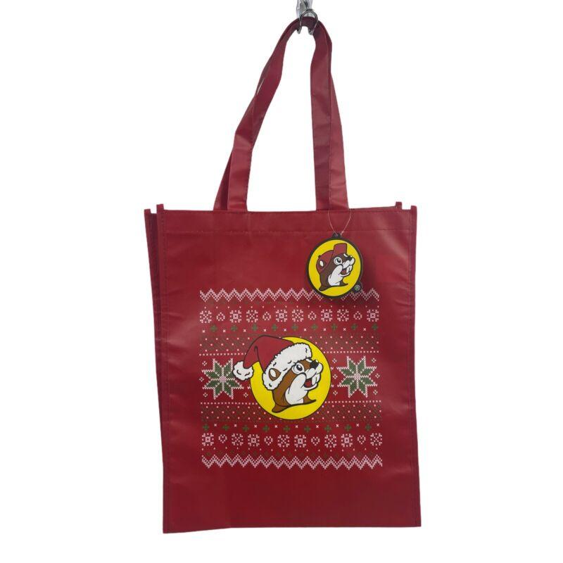 CHRISTMAS BUCEES Reuseable Bag Travel Lunch Box Bag Tote BUC-EE