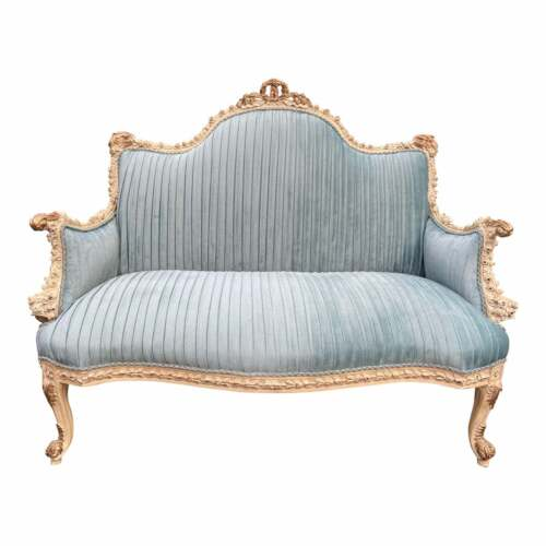 French Louis XVI Style Settee