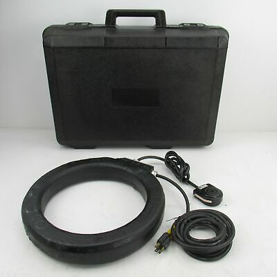 Magnaflux L-10 Portable Ac Coil For Magnetic Particle Inspection With Case