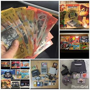 CASH FOR GAMES Morayfield Caboolture Area Preview