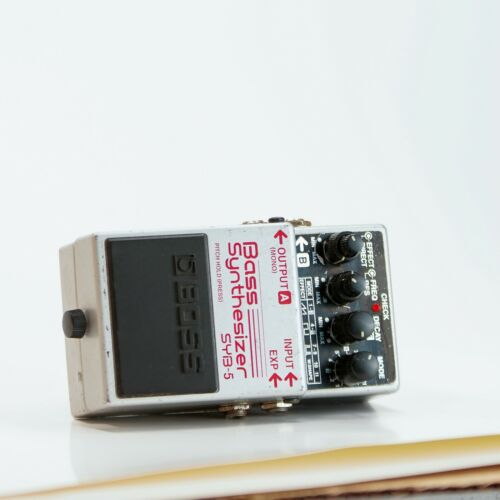 Boss SYB-5 Bass Guitar Effect Pedal