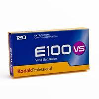 5 X Kodak E100 Vs Ektachrome Colore Pellicola Invertibile Vivid Saturazione - kodak - ebay.it