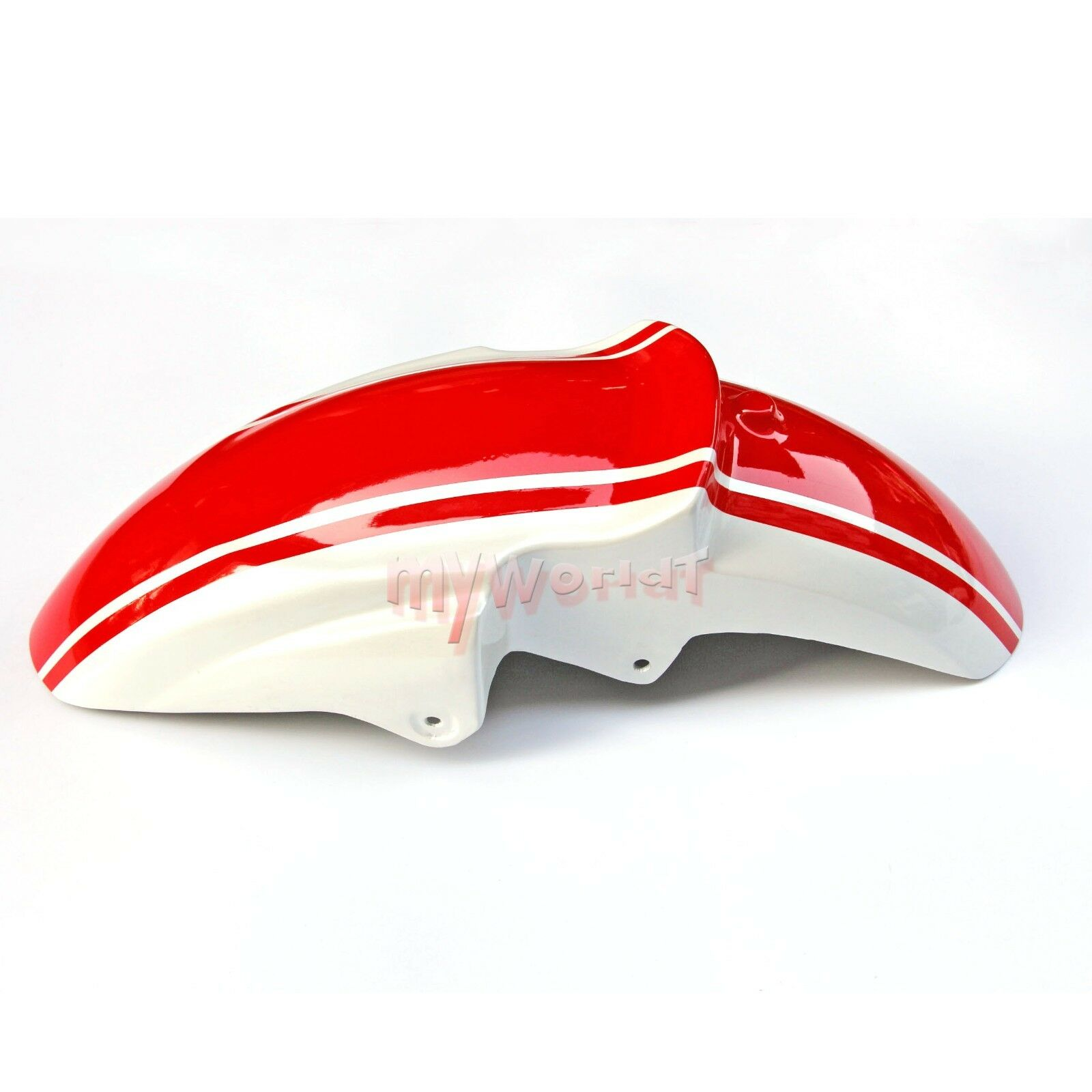 New For Yamaha FZ6N FZ6S Motorcycle Front Tire Fender Fairing Part Red