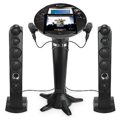 New Singing Machine Pedestal Karaoke System 7