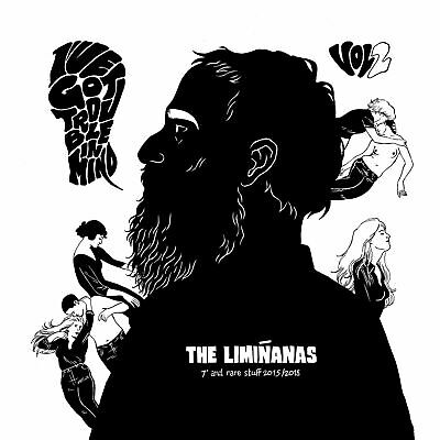 THE LIMINANAS - I've Got Trouble in Mind 2 - DOUBLE Vinyl -  *NEW*