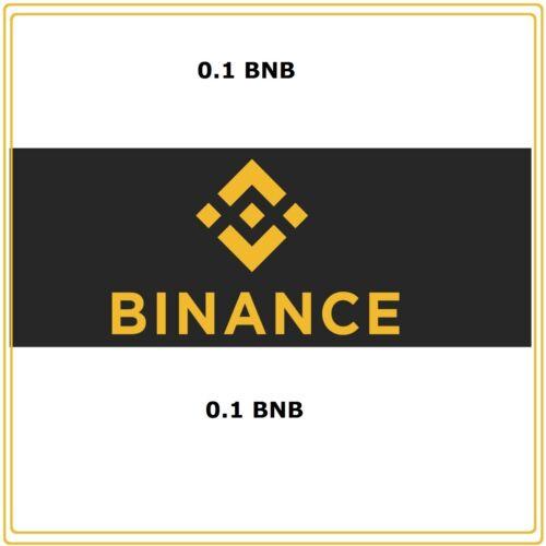 0.1 Binance Coin (BNB) CRYPTO MINING-CONTRACT ( 0.1 BNB)