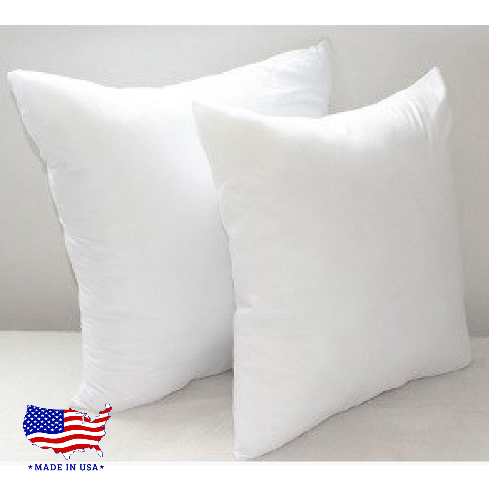18x18 Throw Pillow Insert.Details About 18 X 18 Form Insert Cushion Stuffing Throw Pillow Inserts Down Alternative Usa